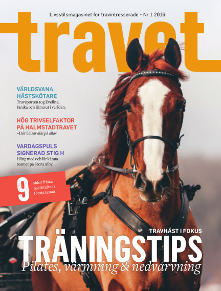Travet (Inga nya utgåvor) March 29, 2016 00:00