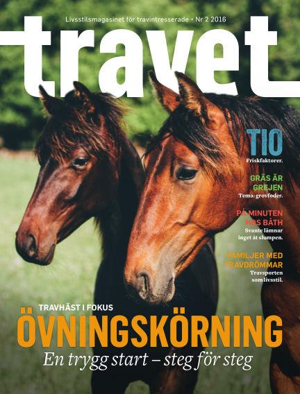 Travet (Inga nya utgåvor) May 16, 2016 00:00