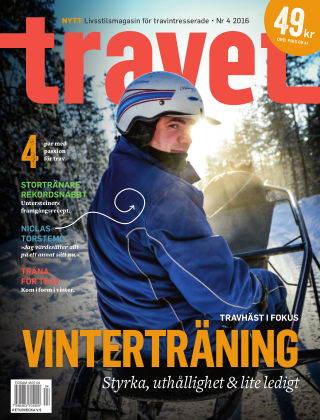 Travet (Inga nya utgåvor) 2016-12-20