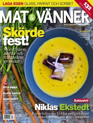 Mat & Vänner (Inga nya utgåvor) 2013-06-01