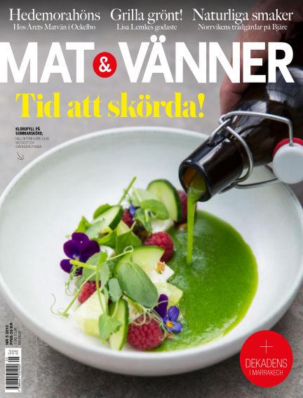Mat & Vänner (Inga nya utgåvor) July 22, 2015 00:00