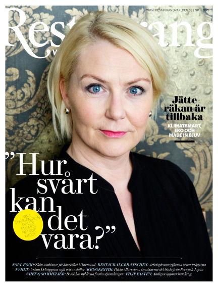 Restaurangvärlden May 23, 2015 00:00