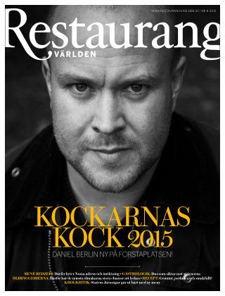 Restaurangvärlden 2015-12-10