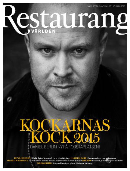 Restaurangvärlden December 10, 2015 00:00