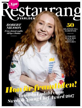 Restaurangvärlden 2017-05-23