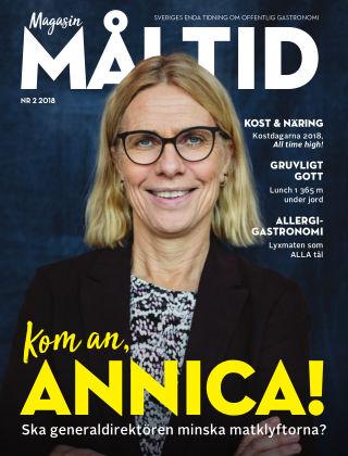 Magasin Måltid 2018-04-20