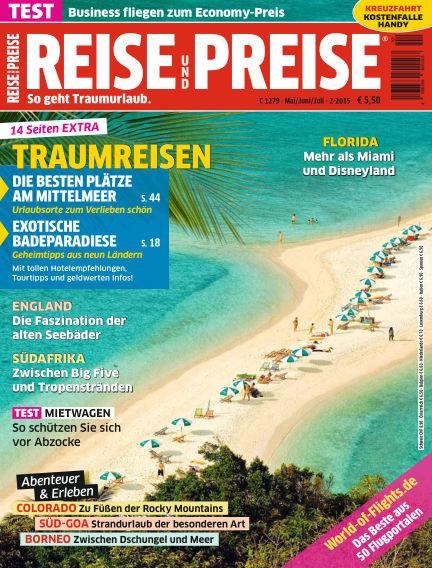 REISE & PREISE July 07, 2015 00:00