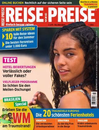 REISE & PREISE 1-2014