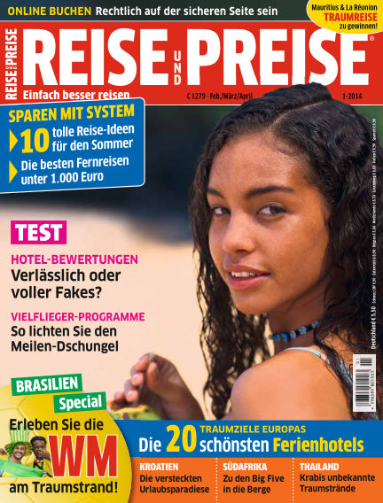 REISE & PREISE January 07, 2014 00:00