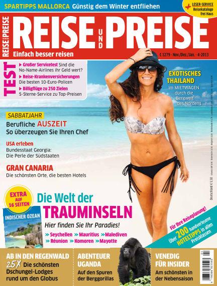 REISE & PREISE October 08, 2013 00:00