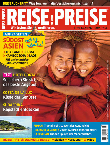 REISE & PREISE July 09, 2013 00:00