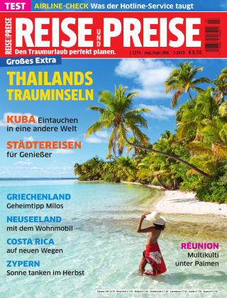 REISE & PREISE 2019-07-09