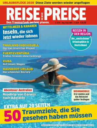 REISE & PREISE 2020-07-07