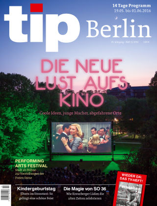 tip Berlin 11/2016