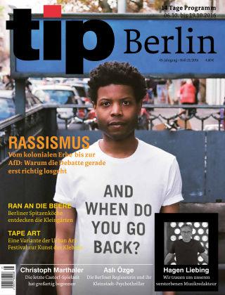 tip Berlin 21/2016