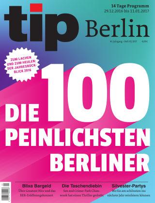 tip Berlin 1/2017