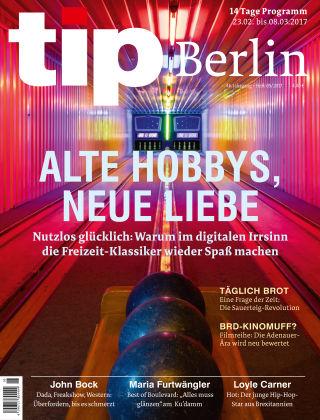tip Berlin 5/2017