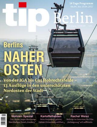 tip Berlin 8/2017