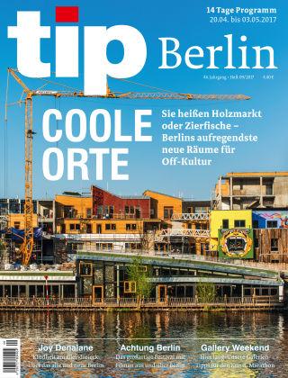 tip Berlin 9/2017