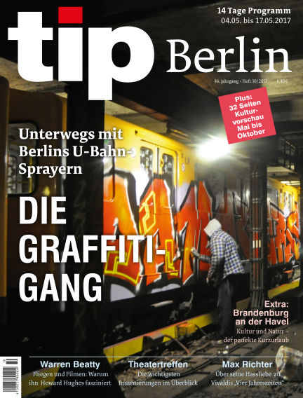 tip Berlin May 03, 2017 00:00