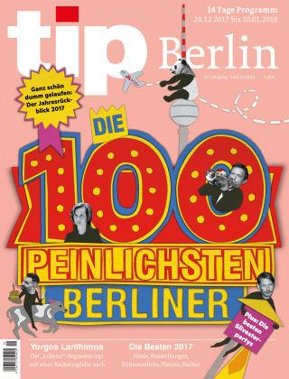 tip Berlin 1/2018