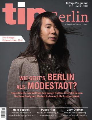 tip Berlin 2/2018