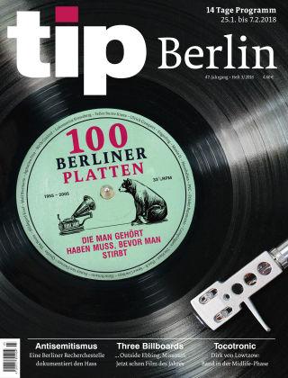 tip Berlin 3/2018