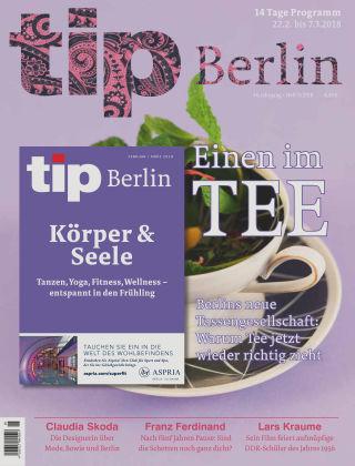 tip Berlin 5/2018