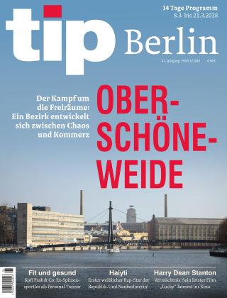 tip Berlin 6/2018