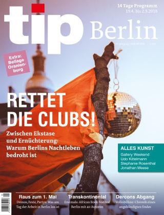 tip Berlin 9/2018