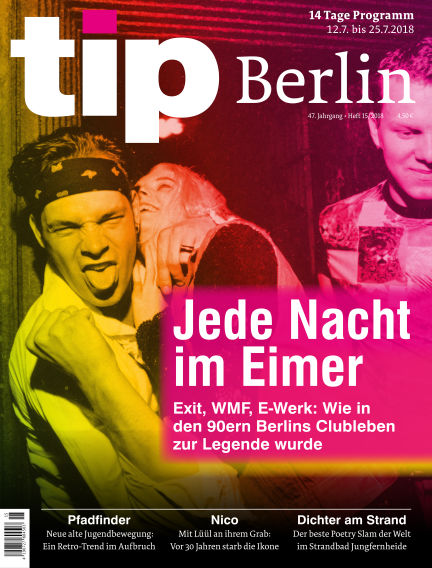tip Berlin July 11, 2018 00:00