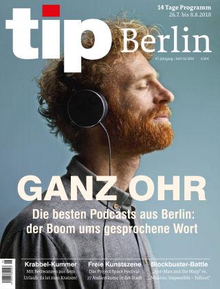tip Berlin 16/2018