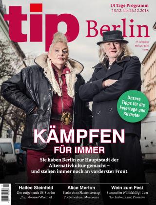 tip Berlin 26/2018