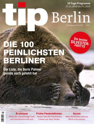 tip Berlin 1/2019