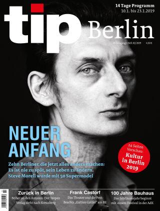 tip Berlin 2/2019