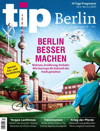tip Berlin 3/2019