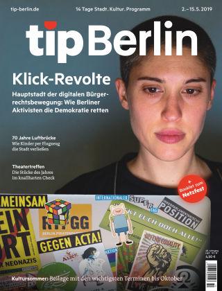 tip Berlin 10/2019