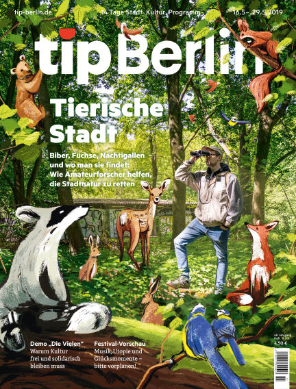 tip Berlin May 16, 2019 00:00