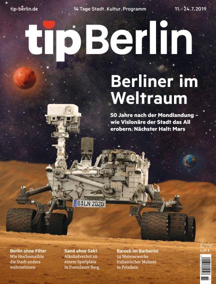 tip Berlin July 11, 2019 00:00