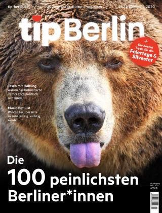 tip Berlin 1/2020