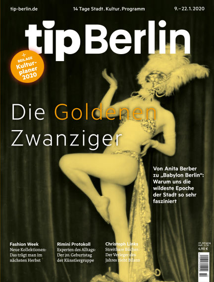 tip Berlin January 09, 2020 00:00