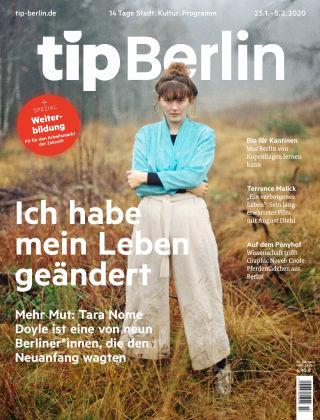 tip Berlin 04/2020