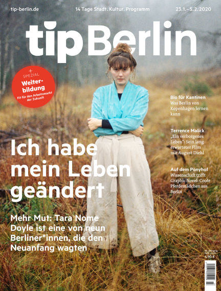 tip Berlin January 23, 2020 00:00