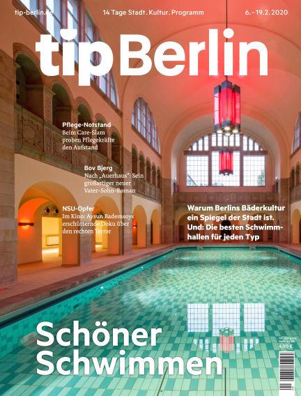 tip Berlin February 06, 2020 00:00