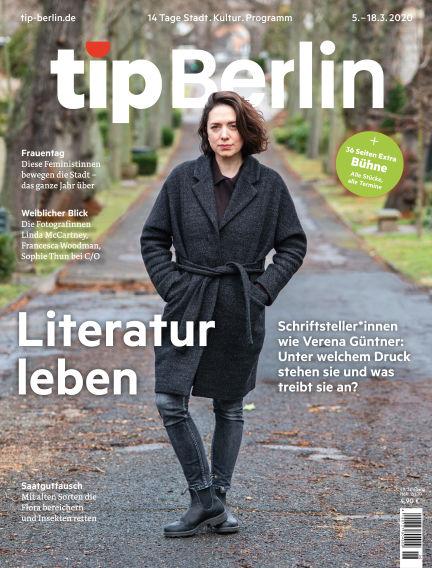 tip Berlin March 04, 2020 00:00