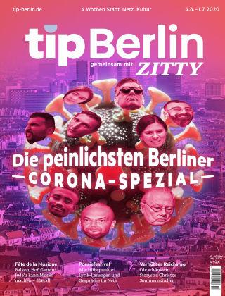 tip Berlin 13/2020 - Juni