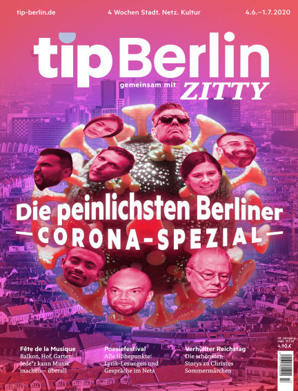 tip Berlin June 03, 2020 00:00