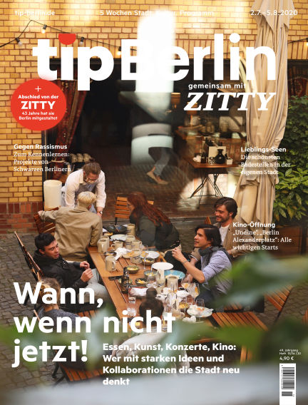 tip Berlin July 01, 2020 00:00