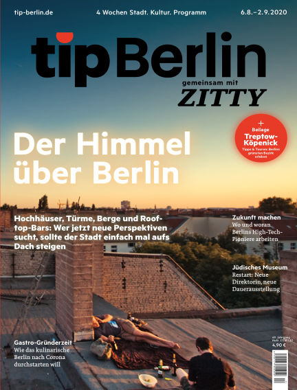 tip Berlin August 05, 2020 00:00