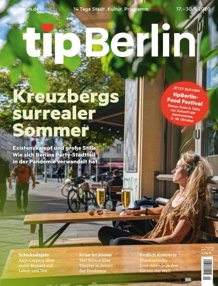 tip Berlin September 16, 2020 00:00